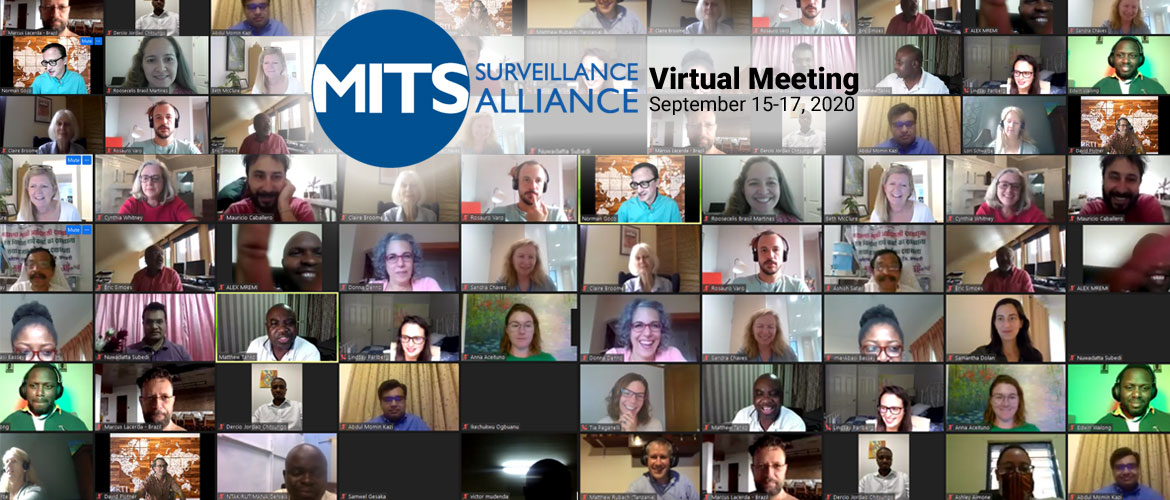 MITS Surveillance Alliance Virtual Meeting September 15-17, 2020